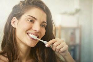receding gums after brushing teeth too hard