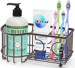 prevent bad smelling toothbrush with a tooth brush holder